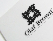 Mr. Brown! Brand book